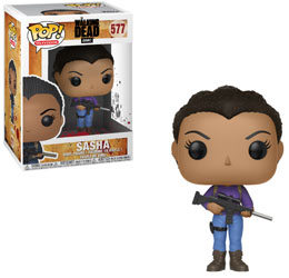 FUNKO POP WALKING DEAD SASHA