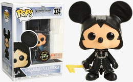 Photo du produit FUNKO KINGDOM HEARTS ORGANIZATION 13 MICKEY Photo 2