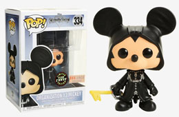 FUNKO POP MICKEY ORGANIZATION 13 GITD CHASE EXCLUSIVE