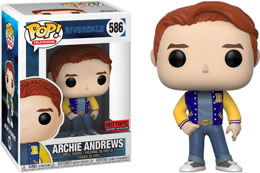 Photo du produit RIVERDALE FIGURINE FUNKO POP TELEVISION ARCHIE