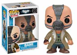 THE DARK KNIGHT RISES FIGURINE FUNKO POP! BANE