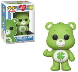 BISOUNOURS FUNKO POP CARE BEARS GOOD LUCK BEAR