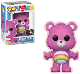 Photo du produit BISOUNOURS FUNKO POP CARE BEARS CHEER BEAR Photo 1