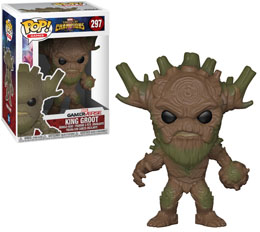 MARVEL TOURNOI DES CHAMPIONS FUNKO POP! KING GROOT