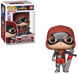 MARVEL TOURNOI DES CHAMPIONS FUNKO POP! GUILLOTINE