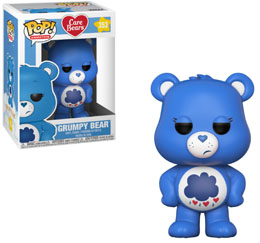 BISOUNOURS FUNKO POP CARE BEARS GRUMPY BEAR