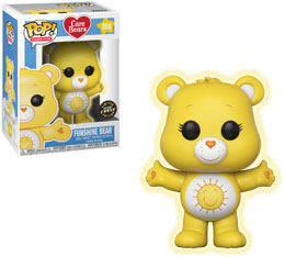 Photo du produit BISOUNOURS FUNKO POP CARE BEARS FUNSHINE BEAR Photo 1