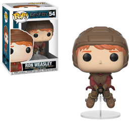 Photo du produit FUNKO POP HARRY POTTER RON WEASLEY ON BROOM