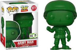 ECCC 2018 FUNKO POP DISNEY TOY STORY ARMY MAN - EMERALD CITY COMIC CON 2018