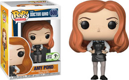ECCC 2018 FUNKO POP DOCTOR WHO AMY POND POLICE - ECCC (Emballage endommagé)
