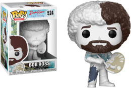 FUNKO POP BOB ROSS  DIY