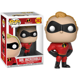 FUNKO POP MR. INCREDIBLE - DISNEY LES INDESTRUCTIBLES 2