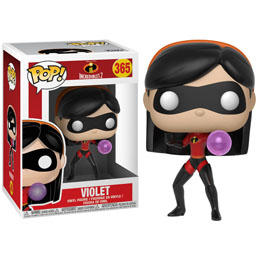 FUNKO POP VIOLET - DISNEY LES INDESTRUCTIBLES 2
