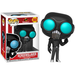 DISNEY FIGURINE LES INDESTRUCTIBLES 2 FUNKO POP SCREENSLAVER