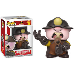 FUNKO POP UNDERMINER - DISNEY LES INDESTRUCTIBLES 2