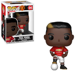 FUNKO POP MANCHESTER UNITED PAUL POGBA