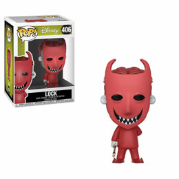 DISNEY L'ETRANGE NOEL DE MR JACK FUNKO POP LOCK
