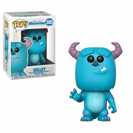 FUNKO POP MONSTRES ET COMPAGNIE SULLEY