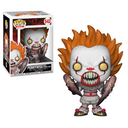 IT FIGURINE FUNKO POP PENNYWISE WITH SPIDER LEGS