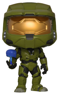 FIGURINE FUNKO POP HALO MASTER CHIEF WITH CORTANA