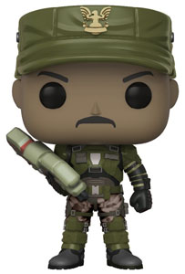 FIGURINE FUNKO POP HALO SGT. JOHNSON