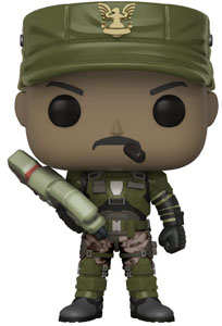 Photo du produit FIGURINE FUNKO POP HALO SGT. JOHNSON Photo 1