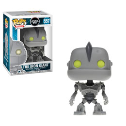 READY PLAYER ONE FUNKO POP MOVIES IRON GIANT