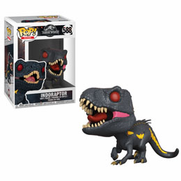 FIGURINE FUNKO POP JURASSIC WORLD FALLEN KINGDOM INDORAPTOR