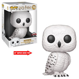 HARRY POTTER SUPER SIZED POP! VINYL FIGURINE HEDWIG 25 CM
