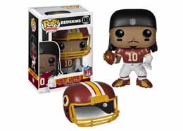 NFL FUNKO POP ROBERT GRIFFIN III