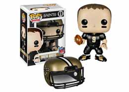 NFL FUNKO POP DREW BREES