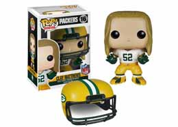 NFL FUNKO POP CLAY MATTHEWS