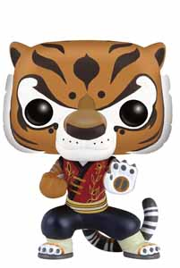 KUNG FU PANDA FIGURINE POP! TIGRESS