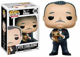 Photo du produit FUNKO POP THE GODFATHER VITO CORLEONE