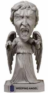 Doctor Who Wacky Wobbler Bobble Head Weeping Angel