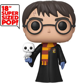 SUPER SIZED POP! HARRY POTTER 48 CM