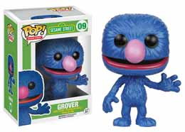Photo du produit 1 RUE SESAME FIGURINE FUNKO POP! GROVER