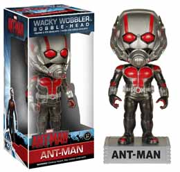 ANT-MAN WACKY WOBBLER BOBBLE HEAD ANT-MAN