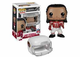 NFL FUNKO POP LARRY FITZGERALD
