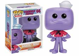 Photo du produit FUNKO POP! HANNA-BARBERA SQUIDDLY DIDDLY