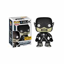 DC COMICS FUNKO POP! FIGURINE BLACK LANTERN REVERSE FLASH