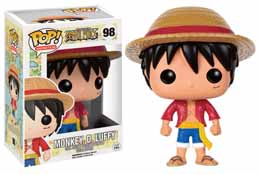 FIGURINE FUNKO POP! ONE PIECE MONKEY D. LUFFY