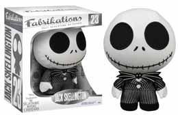 Photo du produit L´ÉTRANGE NOËL DE MR. JACK PELUCHE FABRIKATIONS JACK SKELLINGTON
