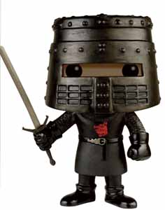 MONTY PYTHON SACRÉ GRAAL POP! MOVIES FIGURINE BLACK KNIGHT