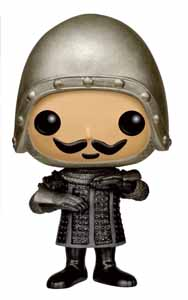 MONTY PYTHON SACRÉ GRAAL POP! MOVIES FIGURINE FRENCH TAUNTER