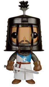 MONTY PYTHON SACRÉ GRAAL POP! MOVIES FIGURINE SIR BEDEVERE