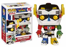 VOLTRON FUNKO POP! ANIMATION VOLTRON