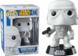 STAR WARS POP! VINYL BOBBLE HEAD SNOWTROOPER