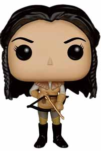 ONCE UPON A TIME FIGURINE POP! TELEVISION VINYL SNOW WHITE