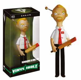 FIGURINE VINYL SUGAR IDOLZSHAUN OF THE DEAD SHAUN